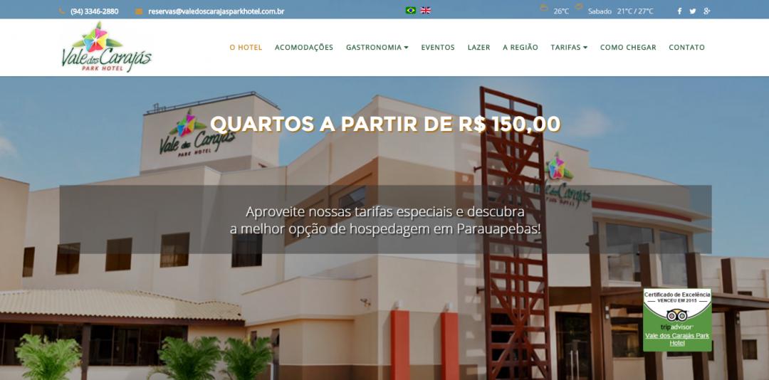 Vale dos Carajás Park Hotel