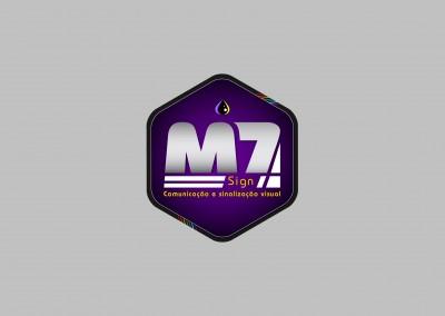 M7 Sign – Logo