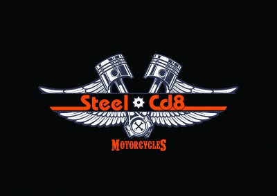 Steel Cd8 – Logo