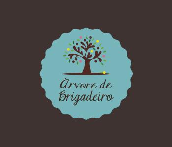 Árvore de Brigadeiro – Logo