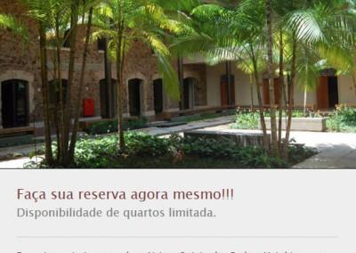 Dia dos Namorados Atrium Hotéis – E-mail Marketing