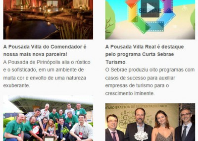 Novidades Better World Hotels – E-mail Marketing